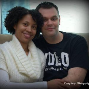 Me and the Hubby